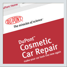 Dupont Cosmetic Car Repair